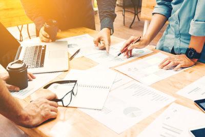 Webdevelopment brainstormen stap 1